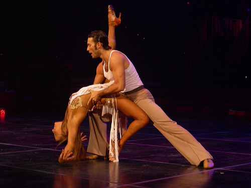 Dancing With the Stars Tour 2008 - Alec Mazo Edyta Sliwinska