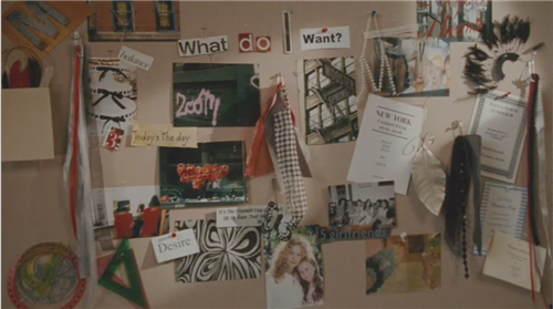 The Women - Vision Board - Movie Still