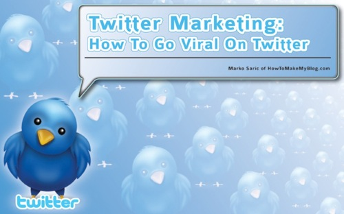Twitter Marketing eBook