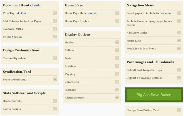 thesis theme footer customization This thesis theme tutorial explains how to customize complete thesis theme with widgets it includes create thesis header widgets, create thesis footer widget, customize content box with widget and add more sidebar widgets in thesis theme this is the complete package of widgetized thesis theme.