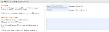 WPTouch-Adsense-Analytics-Custom-Code-Options