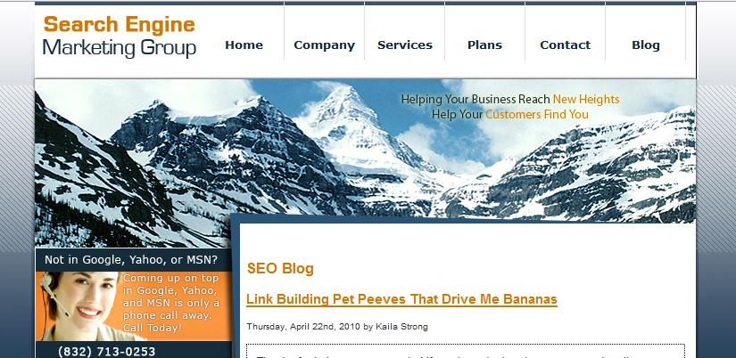 SEM Group Blog
