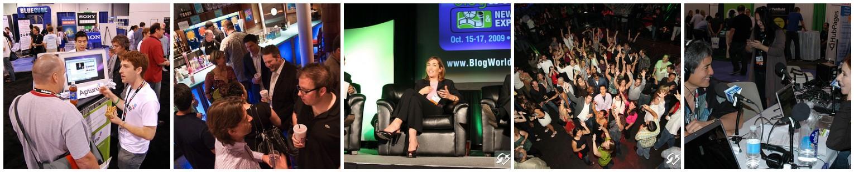 Blog World Expo Mosaic