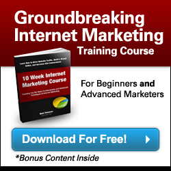 Internet Marketing Course
