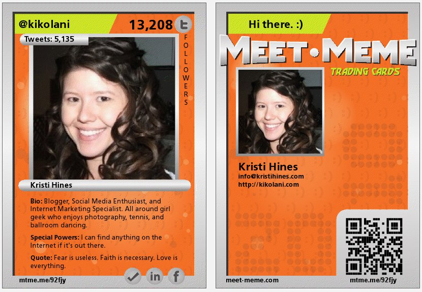 Meet Meme Cards