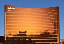 Wynn Hotel in Vegas
