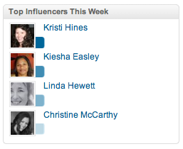 LinkedIn Groups - Top Influencers