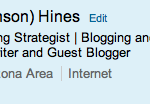 LinkedIn for Bloggers – Branding, Authority and Traffic