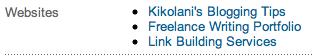 LinkedIn Profiles - Websites