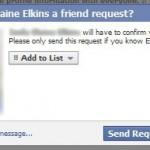 Choosing To Friend or Unfriend on Facebook