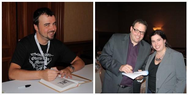 Blog World Author Signings