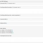 Genesis Framework SEO Settings for Posts