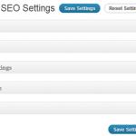 Genesis Framework SEO Settings Admin Options