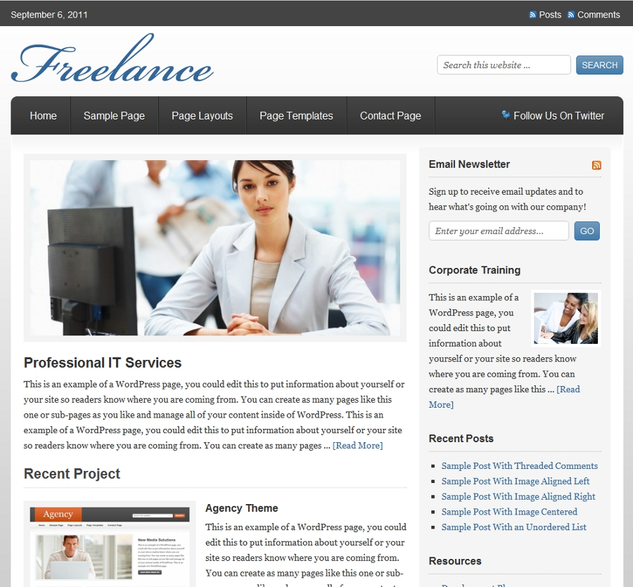 thesis studiopress Let's be reasonable here when it comes to wordpress frameworks there are only two real competitors: thesis from diy themes and genesis from studiopress headway.