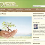 StudioPress Genesis Child Themes - Going Green