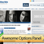 Thesis Awesome Blog Skin
