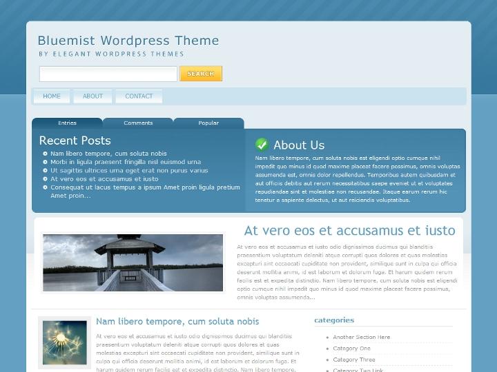 elegantthemes-review-bluemist-theme-preview