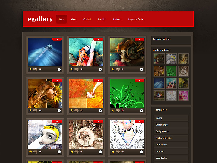 elegantthemes-review-egallery-theme-preview