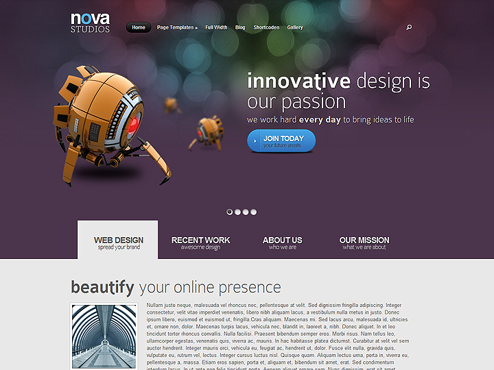 elegantthemes-review-nova-theme-preview