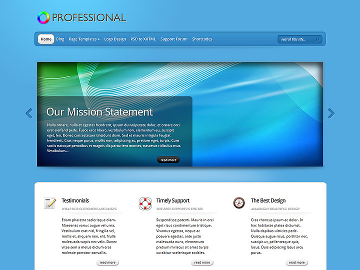 elegantthemes-review-professional-theme-preview