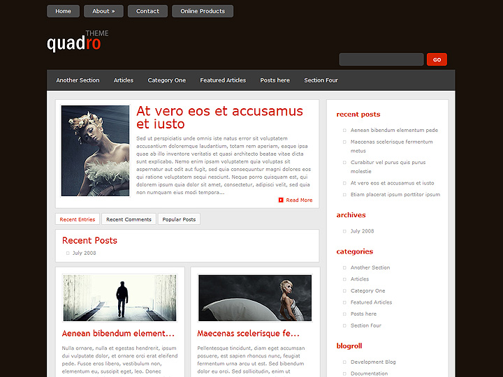 elegantthemes-review-quadro-theme-preview
