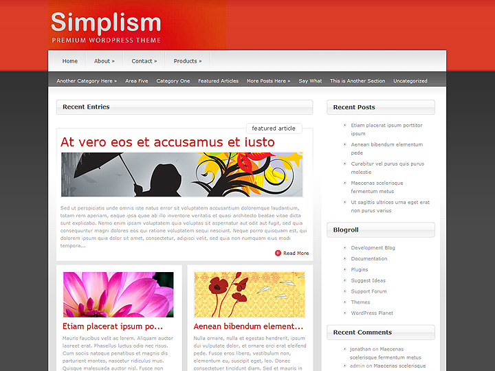 elegantthemes-review-simplism-theme-preview