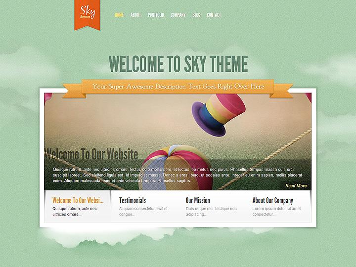 elegantthemes-review-sky-theme-preview
