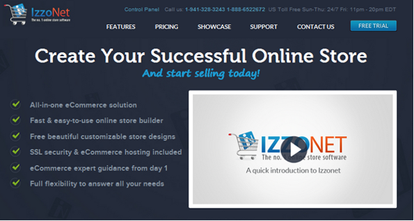 izzonet-review-homepage