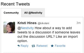 nestivity-community-tweets