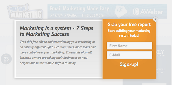 Popup Opt-in Forms: Case Studies, WordPress Plugins, and Alternatives