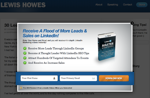 popup-opt-in-form-lewis-howes