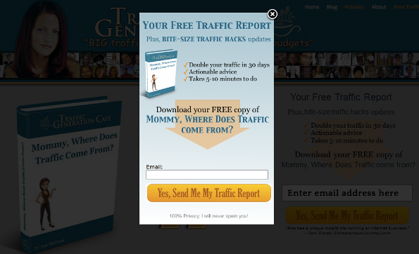 popup-opt-in-traffic-generation-cafe