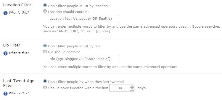formulists-location-filter