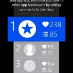 Find Great Apps for Your Nokia Lumia Phone with AppSocial