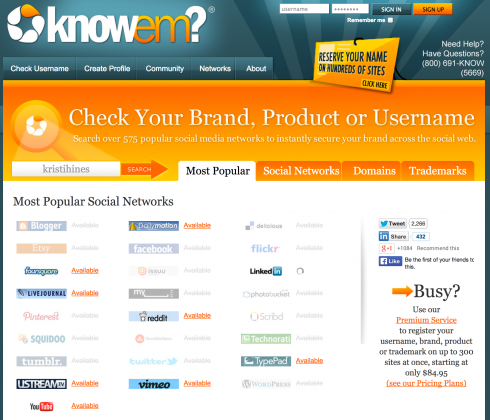 knowem-brand-identity-search