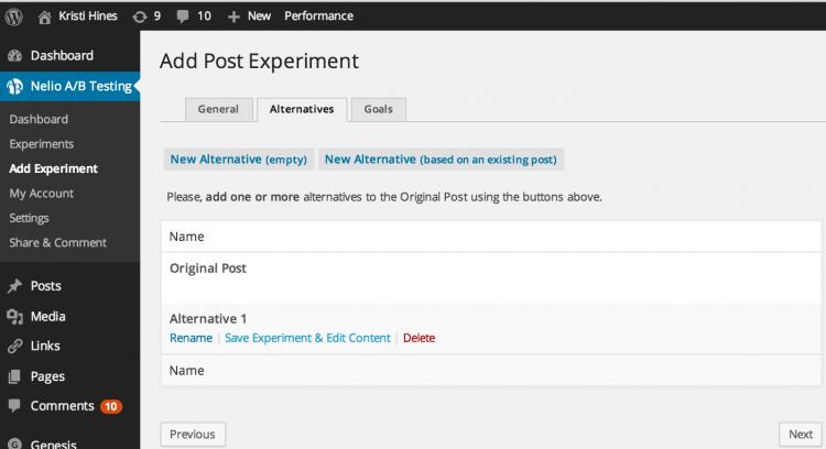 nelio-ab-testing-wordpress-plugin-review-3
