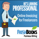 Recommended Invoicing Software - FreshBooks