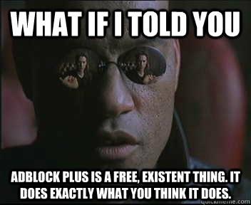 adblock-matrix