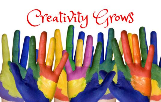 Creativity Grows