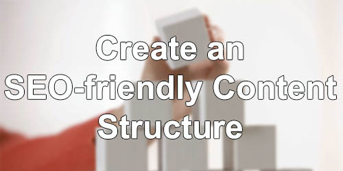 Create Content Structure