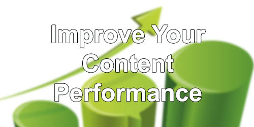 improve content performance