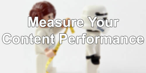 measure conten performance