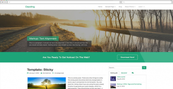15 Most Stunning Free Responsive and Fullscreen WordPress Themes