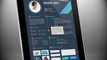 Beatrice White Viral Resume