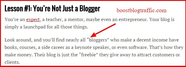 Make Money Blogging 20 Lessons Going to 100K per Month2