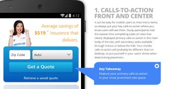 25 Principles Mobile Site Design- Delight User & Drive Conversion