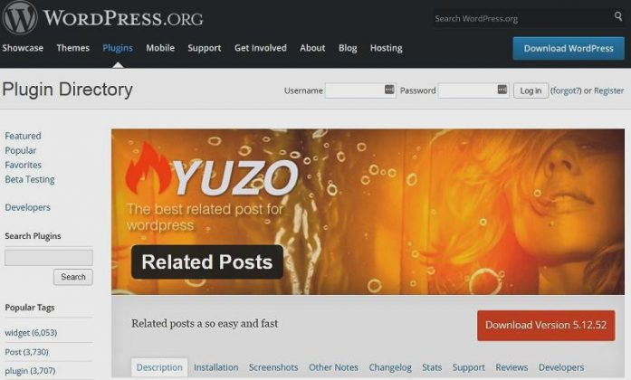 yuzo-screenshot