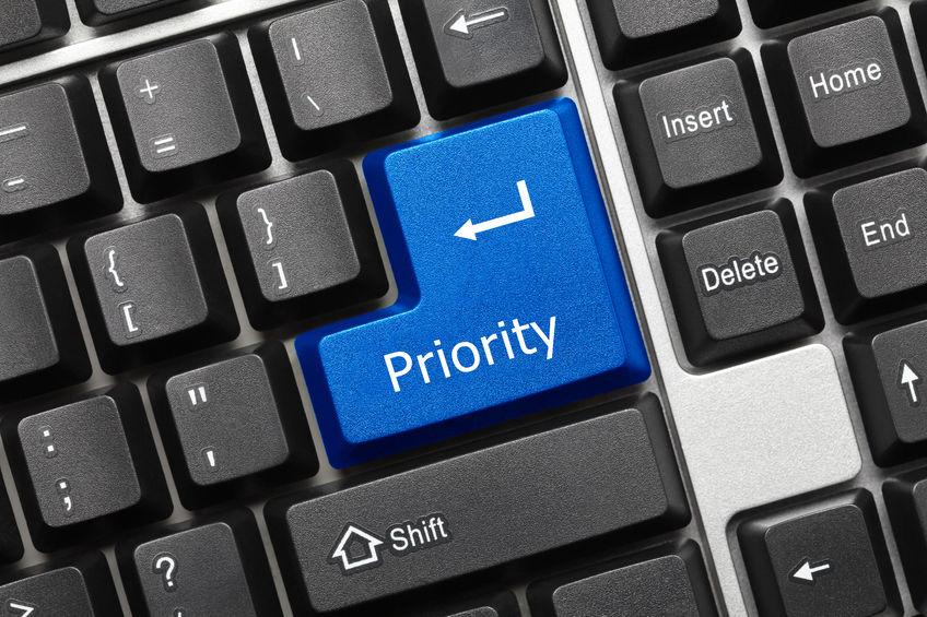 Priority Level