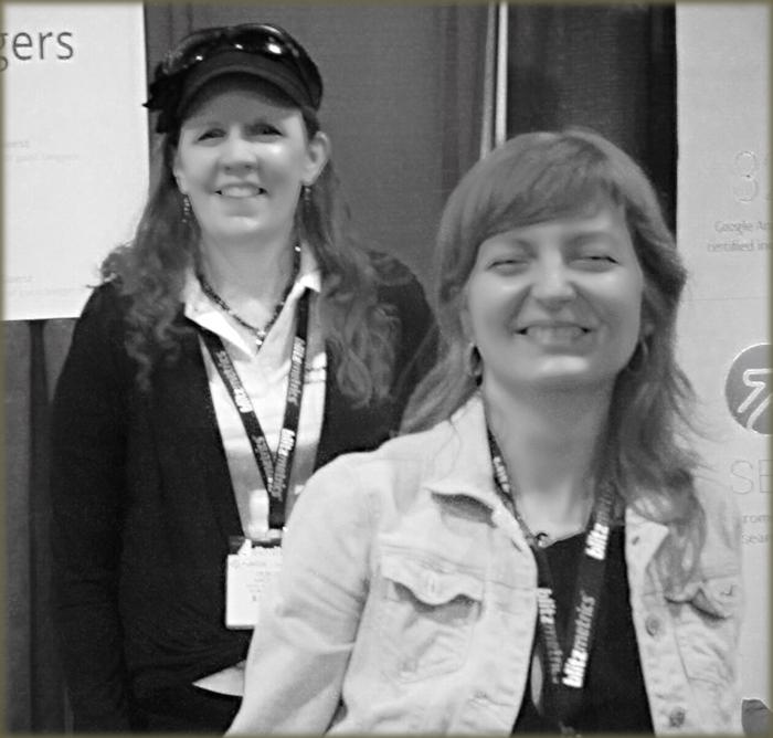Deborah Anderson and Ann Smarty