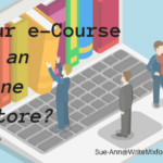 Is Your e-Course Just an Online Bookstore?